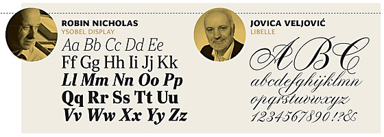 The Most Famous Type Designers You've Never Heard Of | Communication