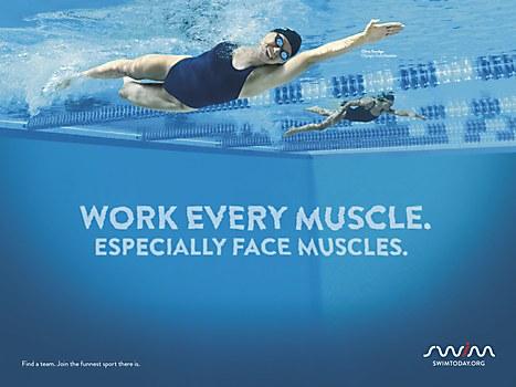 USA Swimming posters | Communication Arts
