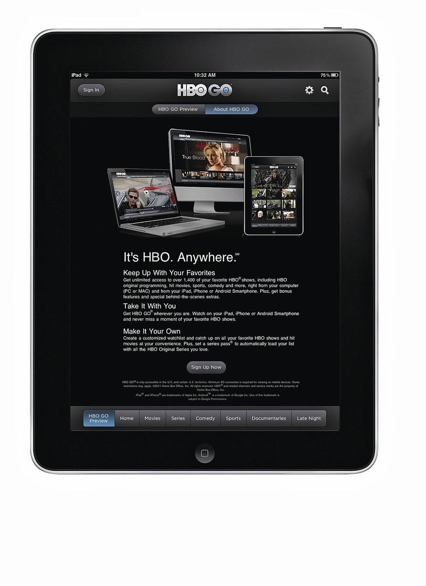 HBO GO | Communication Arts