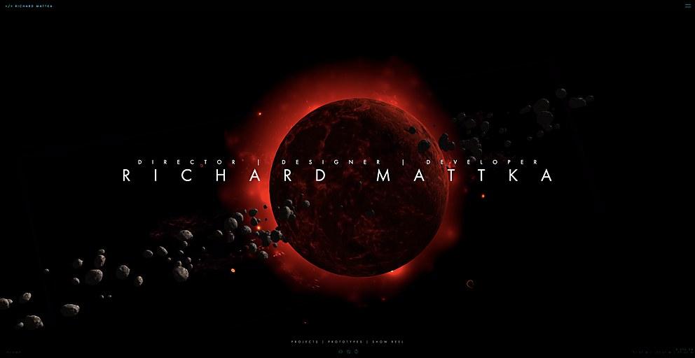 Richard Mattka | Communication Arts