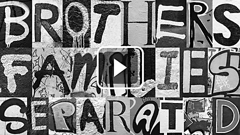 The Cultural Heirs spot and typeface