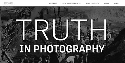 Truth in Photography