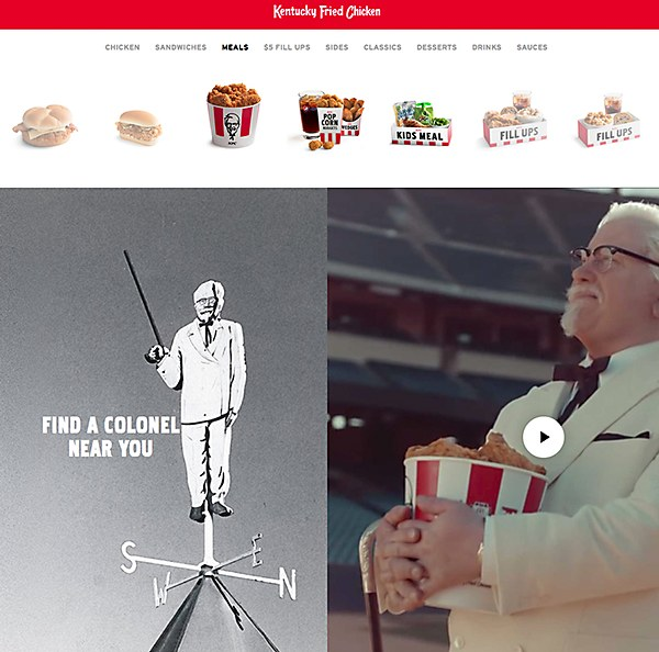 kfc business communication Kfc is bringing back colonel sanders to its tv advertising as part of a brand overhaul that includes store remodels, new packaging.