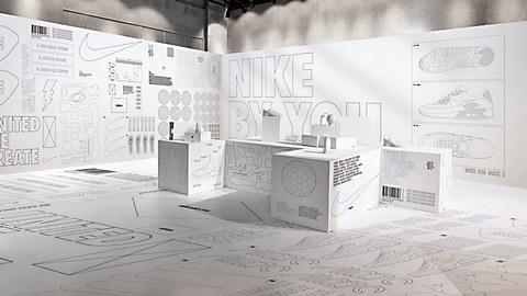Nike By You identity