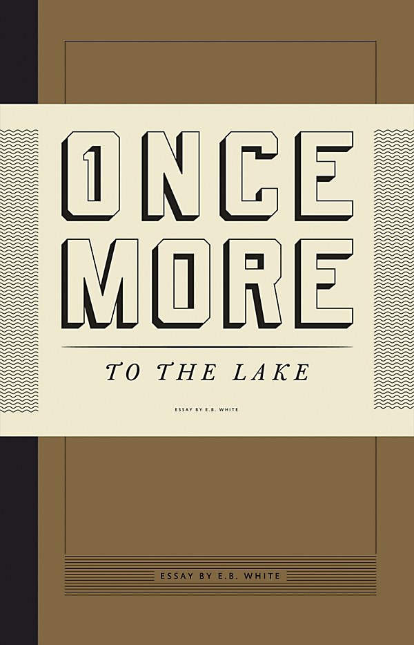once more to the lake by White's once more to the lake, essay is a reflection upon a family experience he had beside his favorite childhood area even though the essay takes places while he is in his older years, it focuses more on his childhood state with his father at the same location.